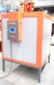 Pulverofen Einbrennofen   2 bis 7m   elektrisch oder Gas beheizt Umluft Electron