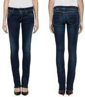 Replay Damen Jeans Rearmy Slim Bootcut Regular Waist W25 - W30