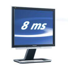 "VIEWSONIC VX724 XTREME LCD MONITOR 17"" VIEWABLE"