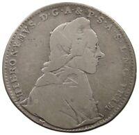 AUSTRIA SALZBURG 20 KREUZER 1784 #lf 715