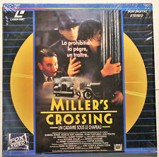 Miller's crossing (1992) / LASERDISC PAL VF