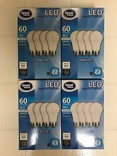 Sweet 16 PACK LED 60W = 10W Daylight DIMMABLE 60 Watt Equivalent A19 light bulb