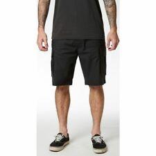 Fox Shorts Slambozo 2.0 MTB Men's Trousers Practical Cargo Shorts Black