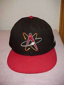Albuquerque Isotopes New Era Authentic On Field 59FIFTY Cap, 7 3/8, Med - Large