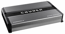 Crunch PD2000.4 2000 Watt 4-Channel Pro Power Car Stereo Amplifier Class AB Amp