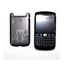 Full Housing For Blackberry 9790 battery cover/frame/Keypad Black Generic
