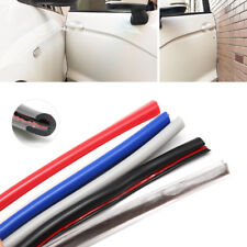 5M Door Anti-Collision Edge Scratch Covers Trunk Hood Rubber Strip Protector