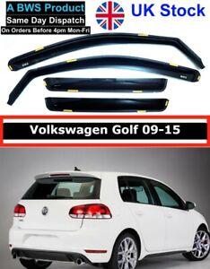 Volkswagen Golf 09-13 4doors 4pcs In-Channel BWS UK-Stock