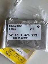 BMW E32 E34 OUTDOOR OBC TEMPERATURE DIGITAL CLOCK COVER ENGLISH 62131374292