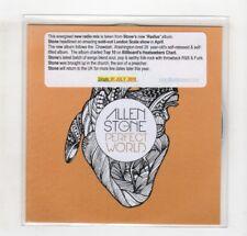 (IH45) Allen Stone, Perfect World - 2016 DJ CD