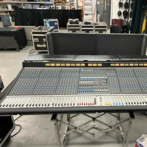 Allen & Heath ML5000 48+ Channel Mixer Mixing Board PARTS ONLY No Power Supply