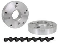 CORRADO Wheel Adapters, SSP, 4x100-5x130, 30mm, Pair, Mk1/2 Golf - WC601AD13