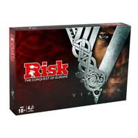 Risk Vikings - Juego de Mesa - de 2 a 5 jugadores - 5 Tribus -Versión en Español
