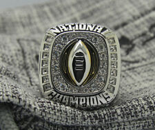 NCAA 2016 Alabama Crimson Tide CFP National Football Championship Ring 8-14Size