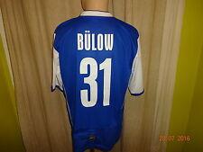 """FC Hansa Rostock Masita Heim Trikot 2007/08 """"KIK"""" + Nr.31 Bülow Gr.M/L TOP"""