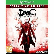 DMC Devil May Cry Definitive Edition Xbox One & 16 Capcom PAL