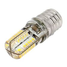 E17 Socket 5W 64 Lampe LED Ampoule 3014 SMD Lumiere blanc chaud AC 110V-220 G1L2