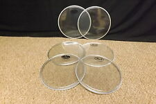 """Pearl Pro Tone 10"""" Drum Heads/Set of 6/BRAND NEW"""