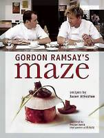 Gordon Ramsay's Maze, Good, Gordon Ramsay, Book