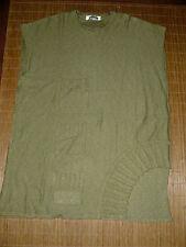 Ärmellose hüftlange Damen-Pullunder-Stil aus Baumwollmischung
