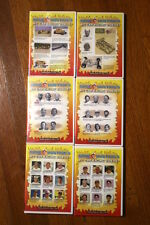 GENE HUSTING RC CAR RACING DVD Volume 1&2,3,4,5,26,27 DVD RC CAR HISTORY Vintage