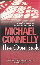 MICHAEL CONNELLY: THE OVERLOOK - NEW PAPERBACK BOOK (A FORMAT)