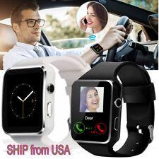 Smart Watch Phone Bluetooth Smartwatch for Android Smart Phones Men Women Boys