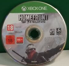 Homefront THE REVOLUTION (Microsoft Xbox One, 2016) DISC ONLY 11801