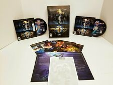 Starcraft 2 Legacy of The Void PC Game Discs CIB