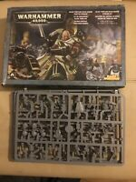 Warhammer 40k Black Templars Chapter Upgrade sprue 99% complete OOP