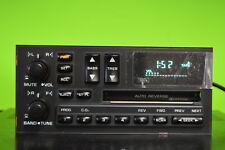 GM Delco Chevy S10 Lumina factory cassette player radio stereo 91 92 93 16160643
