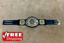 NEW WWE Intercontinental Championship Gold Plated Title Belt 2mm Plates