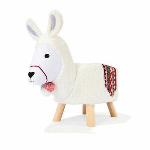 New Kids Ottoman Foot Stool Animal Footstool Llama For Kids Xmas Toys Gift ItemM