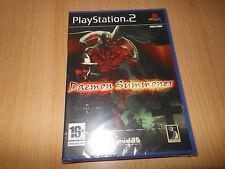 Demonio invocador PS2 NUEVO PRECINTADO Versión PAL