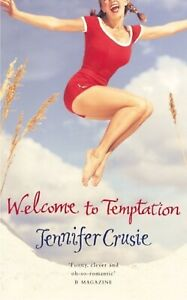 Welcome to Temptation by Jenny Crusie (Paperback, 2001)