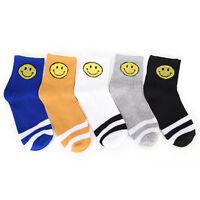 Unisex Emoji Socks Women Cartoon Smile Face Casual Art Sock Hot SaleBLUJ