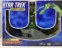Star Trek Starship Legends Klingon Bird-of-Prey Diamond Select 2013 Electronic