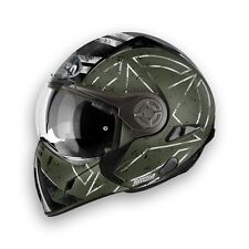 CASCO HELMET  J106 COMMAND GREEN MATT AIROH NEW 2015 IN PROMO! TG XS