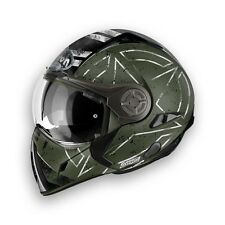 CASCO HELMET  J106 COMMAND GREEN MATT AIROH NEW 2015 IN PROMO! TG S
