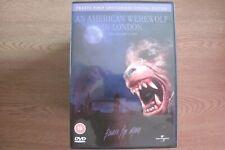 An American Werewolf In London (DVD, 2-Disc Set) . FREE UK P+P .................