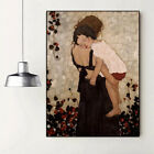 Modem Home Decor Mother And Child Canvas Painting Figure Prints And Posters Art