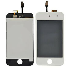 White LCD Screen Touch Digitizer Assembly  For iPod Touch 4 4th Gen