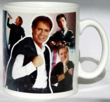 Cliff Richard Mug Cliff Richard Collage Tribute Mug Perfect Gift Decorated in UK