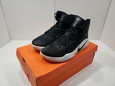 Nike Hyperdunk 2016 High Basketball Shoes Black White Pre Owned in Box Mens 11