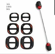 Body Pump Les Mills Style Smart Adjustable Barbell Set - 20kg - BNIB IN STOCK!.!