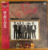 Pogues: Live at the Town & Country  (1988) Laserdisc Japan VPLR-70129 MacGowan