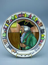 """Royal Doulton The Professionals Seriesware Plate """"The Doctor"""" Tc1048"""