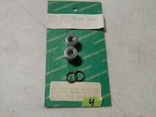 Gardner Westcott Chrome Oil Pump Plug and O-Ring Kit 66-67 74 CU IN P/N C-80-30