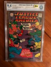 1967 Justice League of America #56  CBCS 9.4