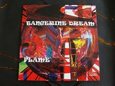 Slip CD Album: Tangerine Dream : Flame